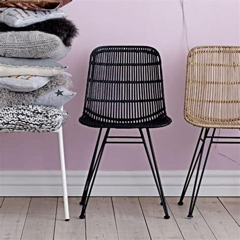 chaise de bar en osier chaise de bar en osier maison design wiblia