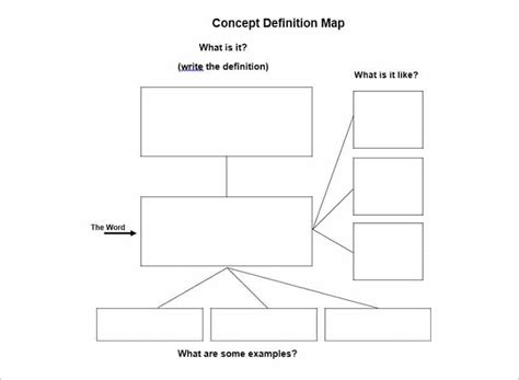 free map template 42 concept map templates free word pdf ppt doc exles