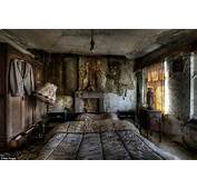 Family Life Frozen In Time Eerie Images Of The Abandoned Farm Houses