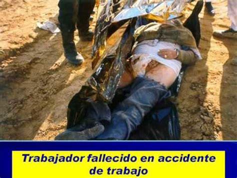 imagenes sorprendentes de accidentes fatales accidentes fatales en mineria wmv youtube