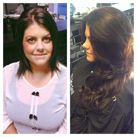do halo hair extensions work good 17 best images about what a difference a halo makes on