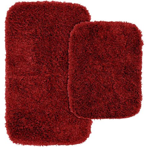 Chili Pepper Rugs by Garland Rug Jazz Chili Pepper 21 In X 34 In Washable