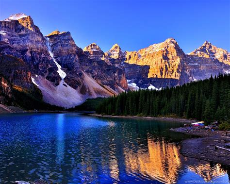 wallpapers  banff national park canada