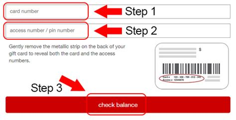 Check Target Gift Card Amount - target gift card balance login at www target com today s assistant