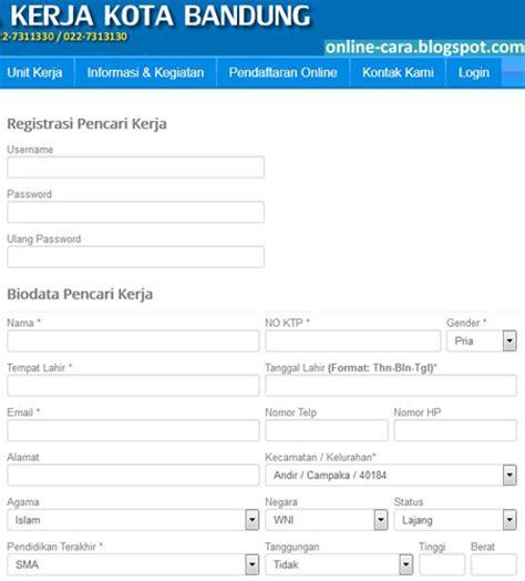 Membuat Kartu Kuning Online Jakarta | cara membuat kartu kuning online cara online