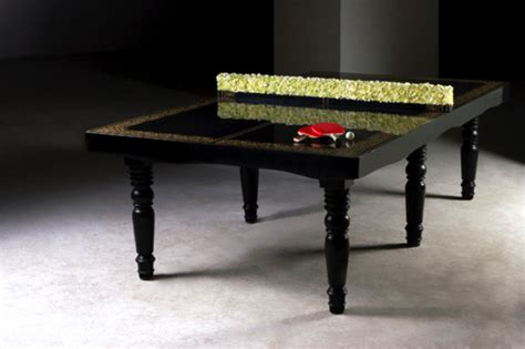 modern ping pong table 20 tables for a luxury gaming room