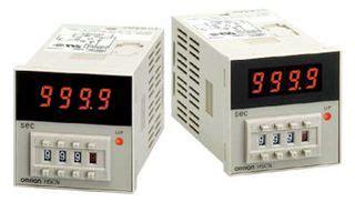 Digital Timer H5cn Ybn Omron h5cn xan ac100 240 omron industrial automation panel