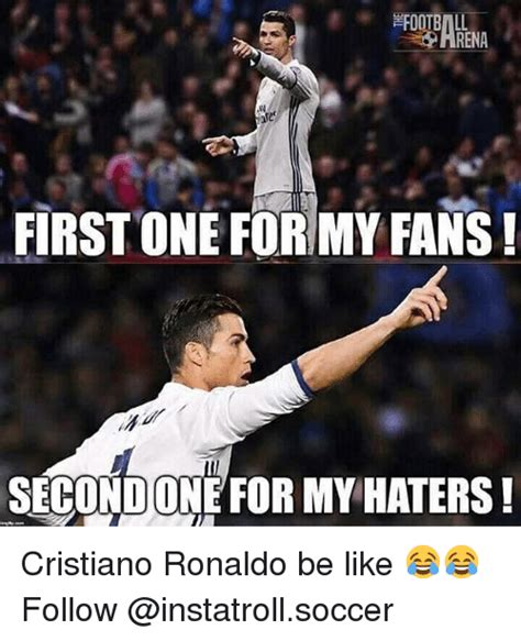 Cristiano Ronaldo Memes - funny soccer memes of 2017 on sizzle congratulating