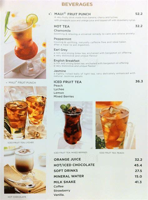 Daftar Harga The Shop Indonesia harga menu excelso coffee lengkap pesan antar terbaru 2017