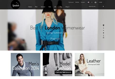 london themes prestashop london stars premium responsive prestashop theme