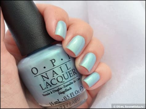 Opi Go On Green 1 opi go on green отзывы косметиста