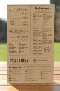 menu as inspiration see the grid design ideas tips and