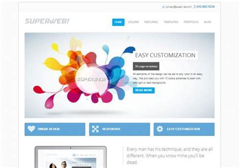 free website templates for business in html5 40 free and premium css html business templates ginva