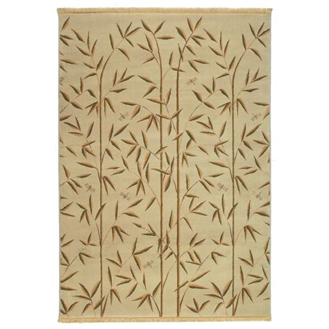 Bamboo Outdoor Rugs Mohawk Home Bamboo Garden Contemporary Rug 8x10 229546 Rugs At Sportsman S Guide