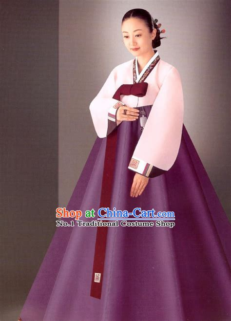 Hanbok Import Korea Free Sokchima 36 korean hanbok wedding dress