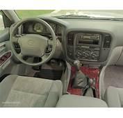 TOYOTA Land Cruiser 100 Specs  1998 1999 2000 2001