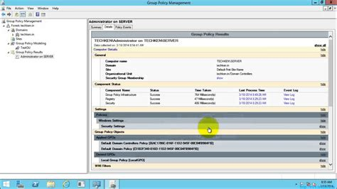 policy management console policy management console in windows server 2012 r2