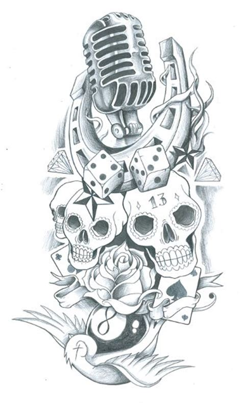 old school tattoo sleeve designs skull sleeve school by symbolofsoul on deviantart