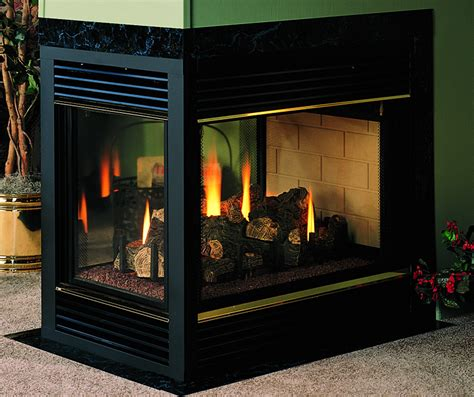 vdvf36tp peninsula 36 quot direct vent fireplace vantage hearth