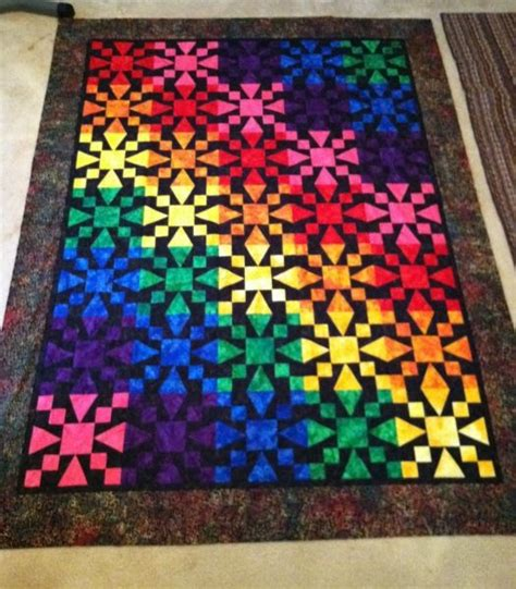Quilt Color Combinations by Tones On Black Combination Quilts