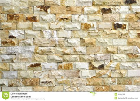 stone design brick wall with the lime stone design stock image image