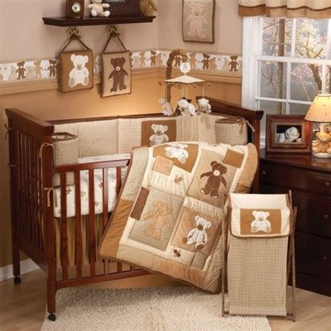 eddie bauer bedroom set eddie bauer teddy bear 4 piece crib bedding set