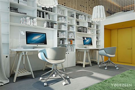 creative workspaces creative home workspace interior design ideas