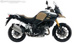 2014 Suzuki V Strom 2014 Suzuki V Strom Look Photos Motorcycle Usa