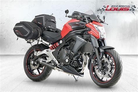 Motorrad Tuning Kawasaki Er6n by Kawasaki Er 6n Spezial Umbau Louis Motorrad Freizeit