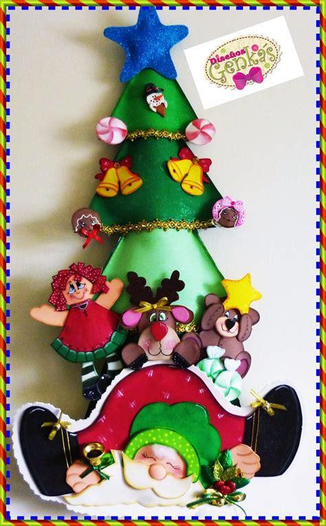 imagenes navideñas animadas en foami 193 rboles de navidad elaborados en foami bs 25 000 00 en