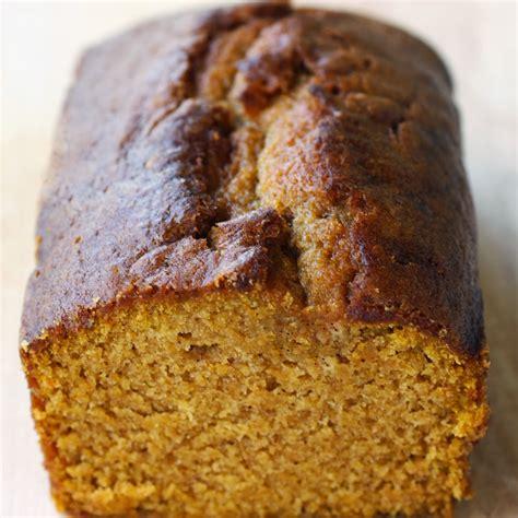 pumpkin bread recipe dishmaps
