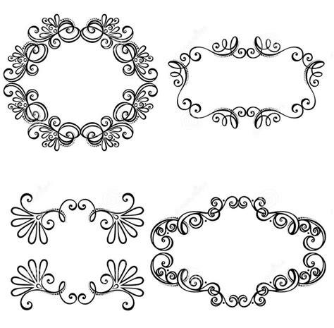imagenes vintage blanco y negro para imprimir preciosos marcos vintage para imprimir gratis oh my