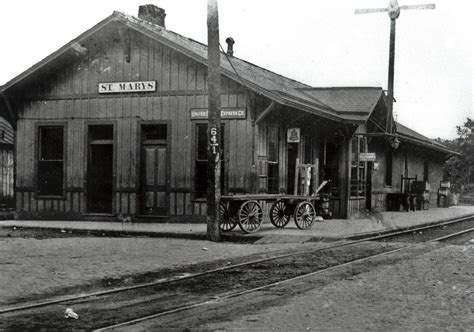 Railroad/Train Stations And Depots