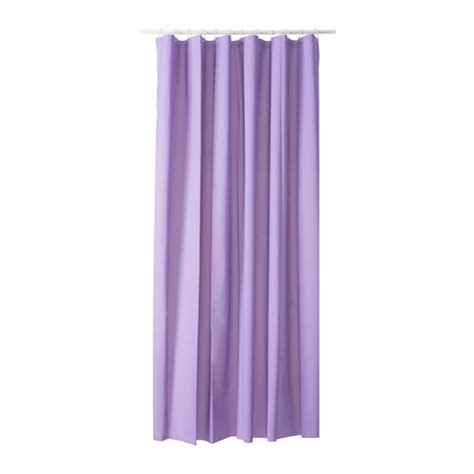 ikea bathroom curtains oleby shower curtain lilac ikea