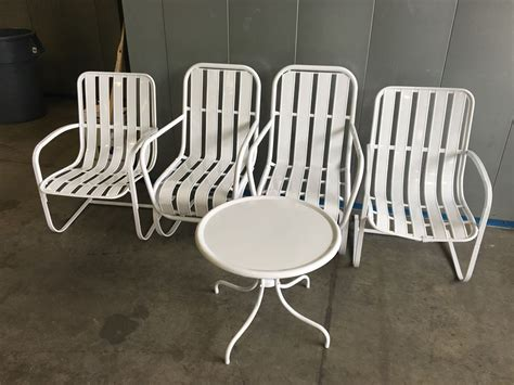 Powder Coating Patio Furniture Absolute Patio Furniture Restoration Patio Furniture