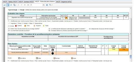 logiciel haccp 233 valuation des risques iso 22000