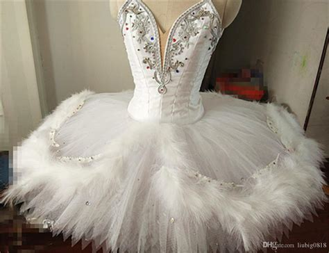 White Swan Dress 2018 ballet costumes white swan dress white swan
