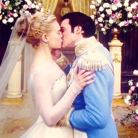 cinderella 2015 last scene wedding youtube lily james richard madden film tv fashion pinterest