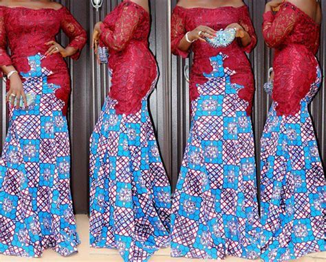 nigerian lace styles dresses trends   Styles 7