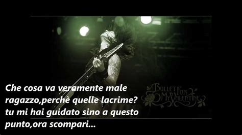 disappear bullet for my disappear traduzione ita bullet for my