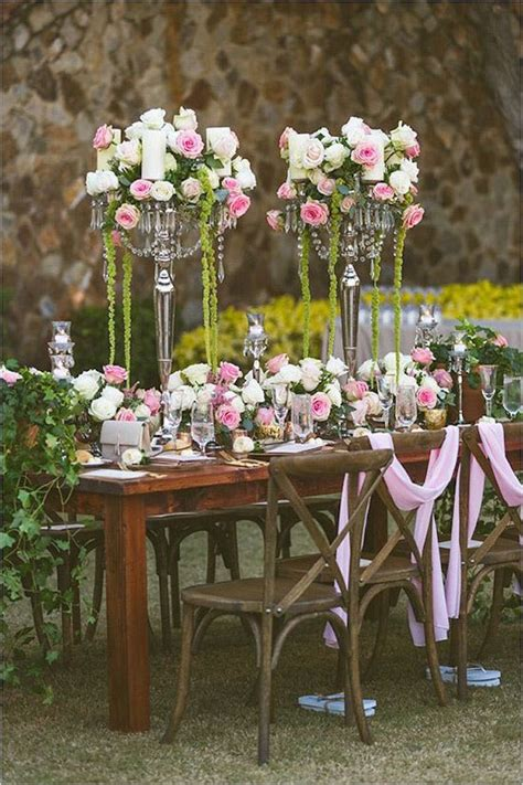 Wedding Flowers Reception Ideas by Wedding Reception Ideas With Chic Style Modwedding