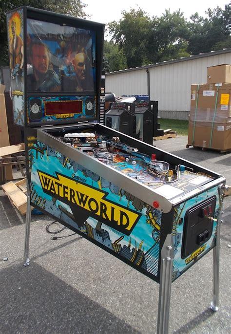 machines for sale waterworld pinball machine for sale by gottlieb