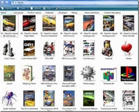 Search Box In Windows - how to edit your windows 7 vista games explorer
