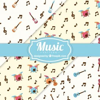 imagenes vintage musicales notas musicais vetores e fotos baixar gratis