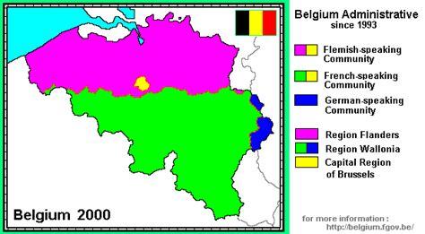 belgium language map whkmla historical atlas belgium page