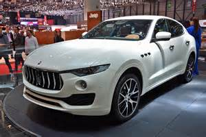 Maserati Performance Could A V8 Powered Maserati Levante Topple The Porsche