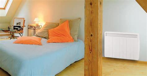 quel radiateur choisir pour une chambre batipresse