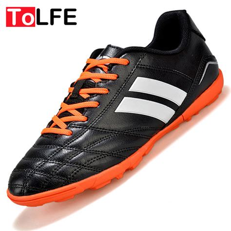 indoor turf football shoes big size 32 45 boy soccer shoes boots turf