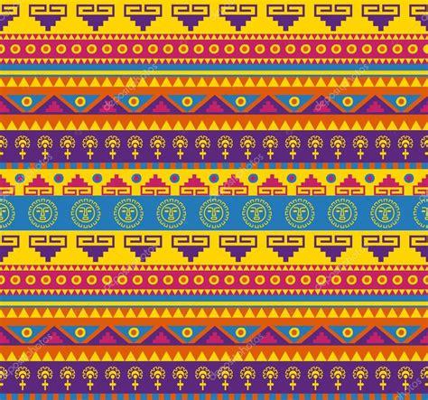 mexikanische muster mexikanische muster stockvektor 169 los ojos pardos 54133787