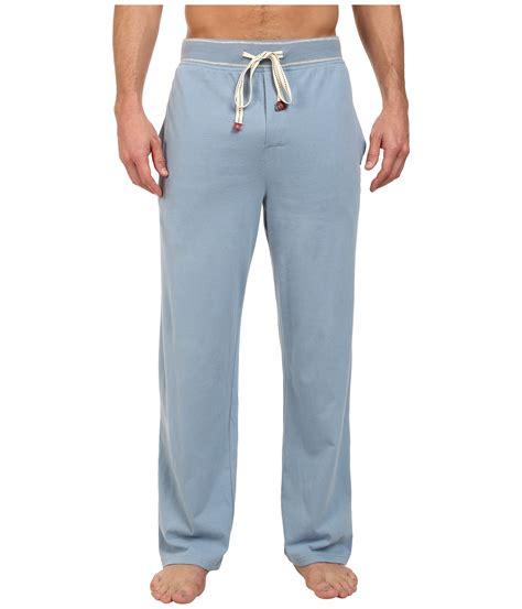 comfortable trousers for men original penguin comfortable soft knit lounge pants in
